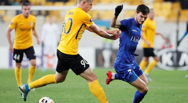Гент – Александрия: онлайн-трансляция матча Лиги Европы с участием Яремчука, Безуса и Пластуна