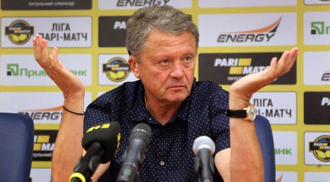 Динамо – Лугано: Маркевич не вірить в інтригу у матчі Ліги Європи