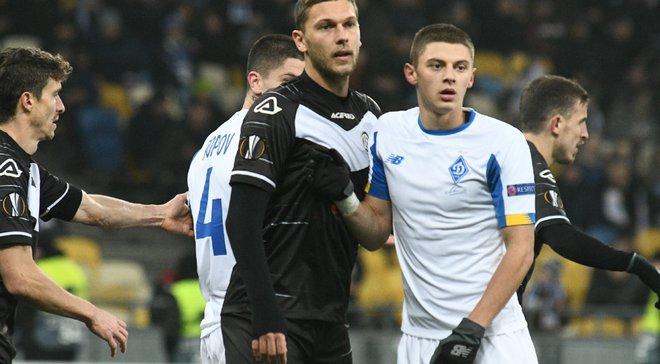 Динамо – Лугано: Миколенко рассказал, что помешало киевлянам обыграть соперника