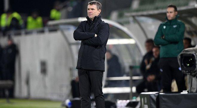 Ребров – о выступлении Ференцвароша в Лиге Европы: Клуб достиг наилучшего результата за последние 15 лет