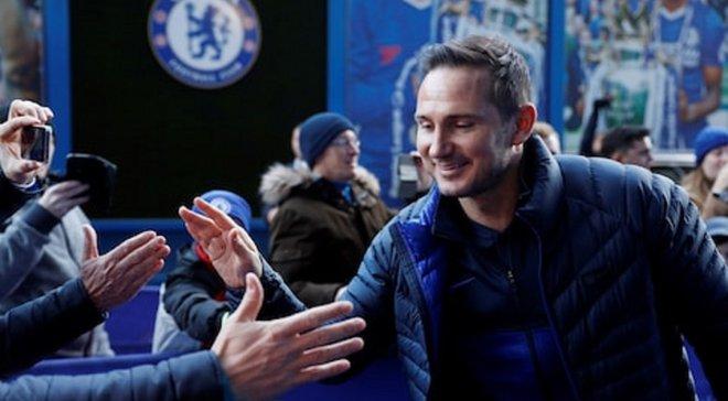 Лемпард розповів про плани Челсі на зимове трансферне вікно