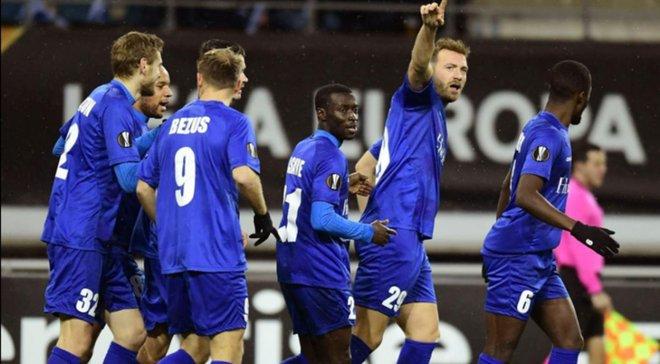 Гент – Александрия: Безус доволен своими ассистами и поделился ожиданиями от жеребьевки плей-офф