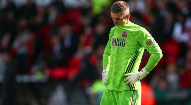 Голкипер сборной Англии хотел совершить суицид из-за оскорблений фанатов