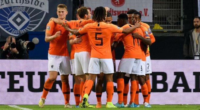"""Нідерланди зіграють товариський матч проти США – """"помаранчеві"""" є суперником України на Євро-2020"""