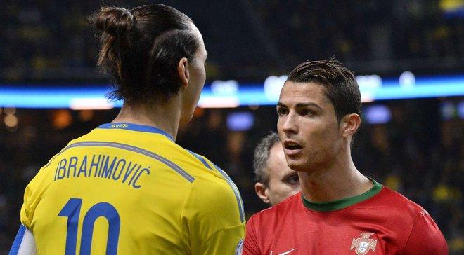 Ибрагимович охладел к Роналдо – у скандального шведа новый любимый игрок