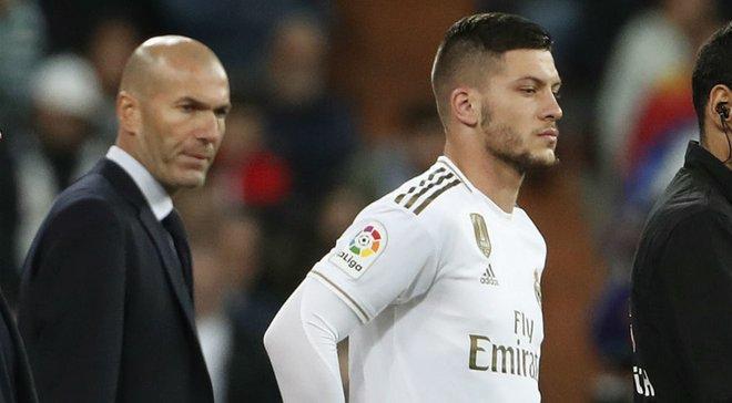 Реал може віддати Йовіча в оренду вже в січні