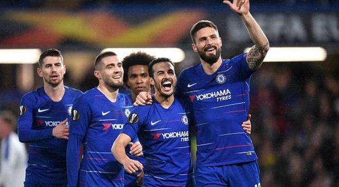Челсі попрощається одразу з трьома гравцями