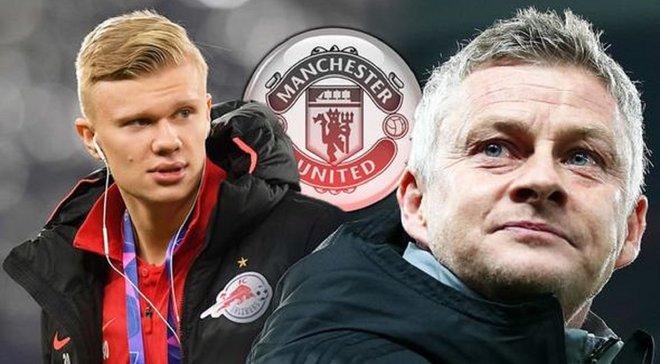 Холанд сообщил Сульшеру, что хочет перейти в Манчестер Юнайтед