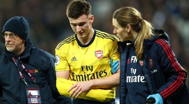 Тірні пропустить 3 місяці – друга серйозна травма для захисника Арсенала за рік