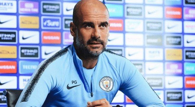 Гвардиола рассказал, какое изменение в игре Манчестер Сити помогло разгромить Арсенал