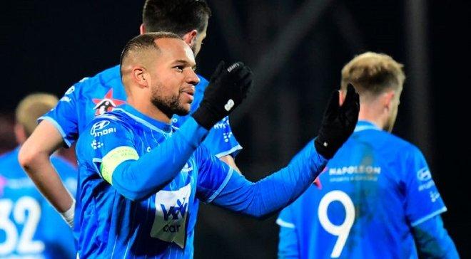 Гент поступився Остенде у 19 турі чемпіонату Бельгії – Яремчук організував єдиний гол своєї команди