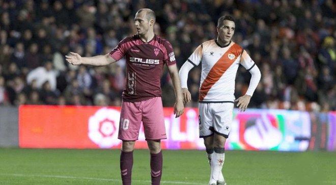 Ла Лига встала на защиту Зозули – организация одобрила решение не доигрывать матч Райо Вальекано – Альбасете