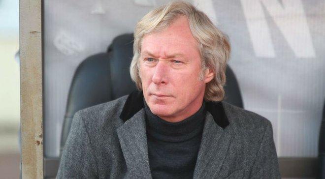 Михайличенко подытожил 4 месяца работы на посту главного тренера Динамо