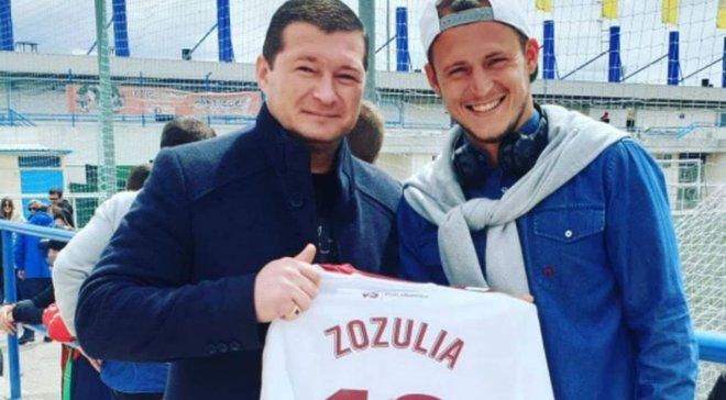 Агент Зозули – об оскорблениях украинца фанатами Райо Вальекано: Он помогает своей стране, его нельзя называть нацистом