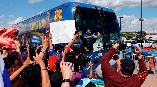 Барселона – Реал: команди разом поїдуть на Камп Ноу з готелю – нечуваний крок господарів