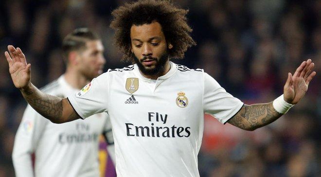 Барселона – Реал: Марсело вынужден пропустить Эль Класико