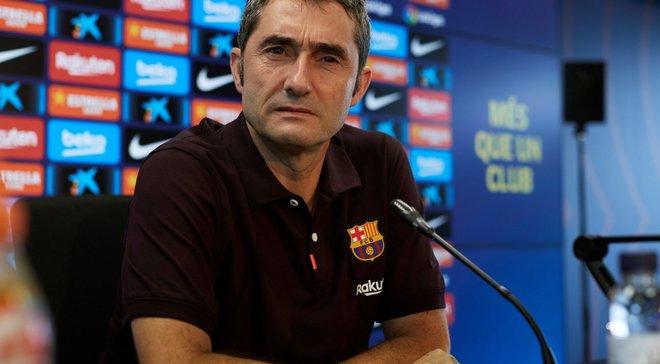 Вальверде оценил жеребьевку плей-офф Лиги чемпионов