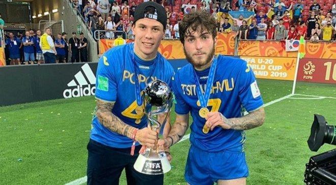Суркіс не відпустив гравців Динамо на нагородження чемпіонів світу U-20, – Петраков