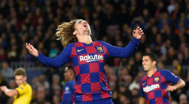 Барселона – Реал: Грізманн зізнався, наскільки принциповим для нього є Ель Класіко