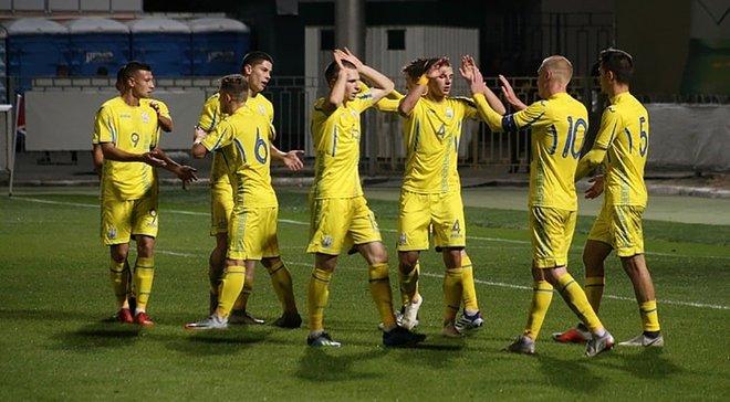 Сборная Украины U-21 проведет товарищеский матч против Италии