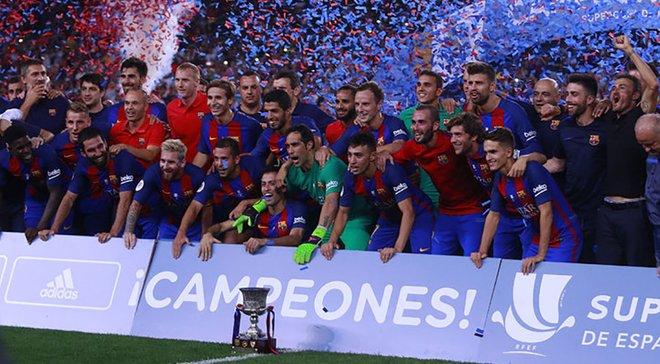 MEGOGO купив права на трансляцію матчів Суперкубка Іспанії та ще трьох турнірів