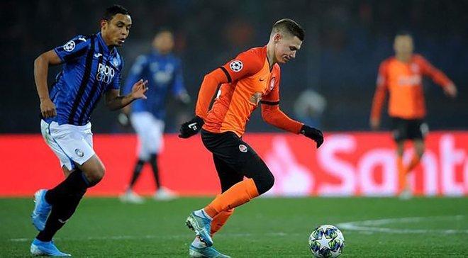Васильков підтвердив інтерес Манчестер Сіті до Матвієнка