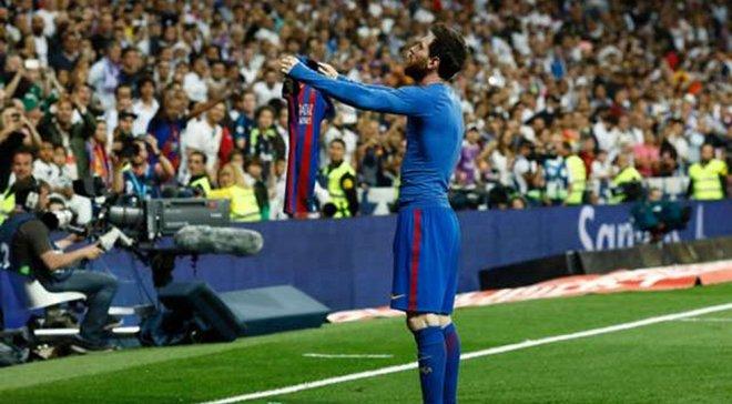 Мессі імпонує грати проти Реала на Сантьяго Бернабеу – форвард назвав причини