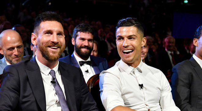 Мессі порівняв Азара та Роналду в Реалі