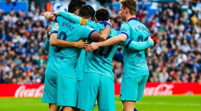 """Барселона – Реал: Вальверде визначився із заявкою """"блаугранас"""" на Ель Класіко"""