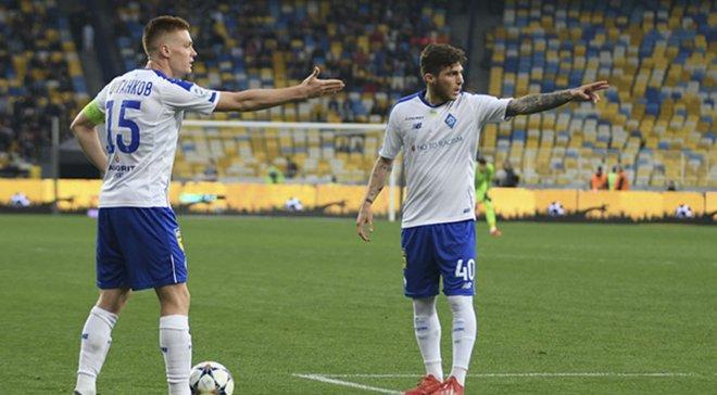 Цитаишвили: Динамо не запрещало нам посещать церемонию награждения чемпионов мира