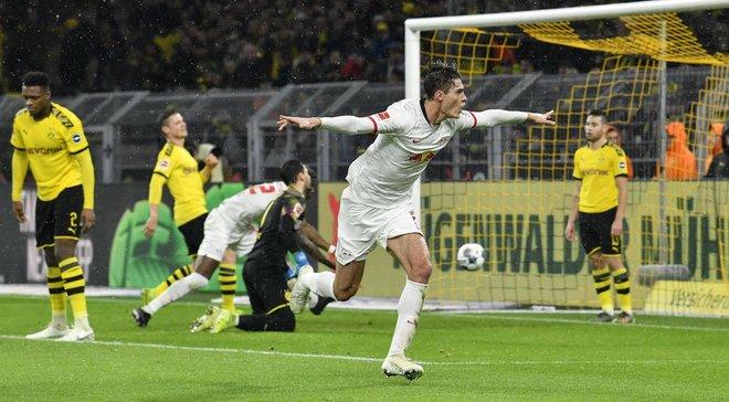 Абсолютная феерия открытости в видеообзоре матча Боруссия Д – РБ Лейпциг – 3:3