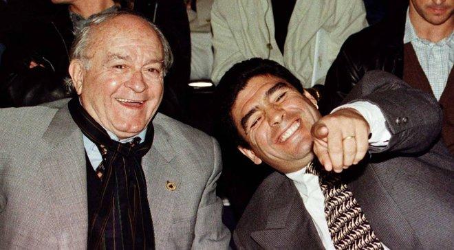 Марадона назвав найкращого гравця в історії футболу – ні Мессі, ні Пеле, ні він сам
