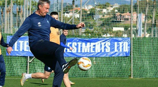 Бурда рассказал, за что Хацкевич ругал игроков Динамо