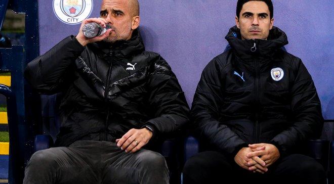 Артета домовився із Арсеналом – Гвардіола не хотів його відпускати