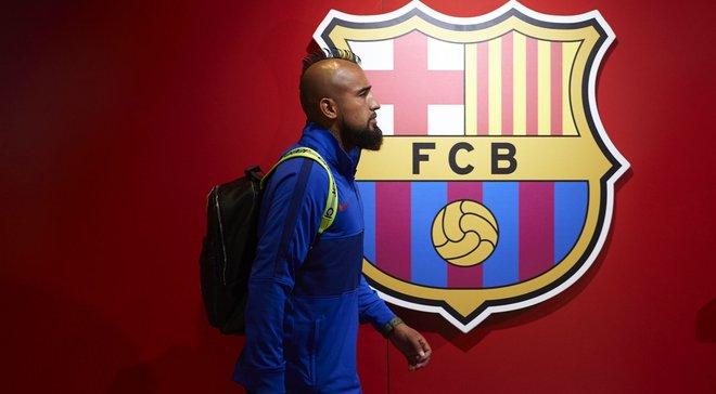 Барселона – Реал: Видаль самовольно покинул тренировку перед Эль Класико из-за обиды на Вальверде, – ESPN