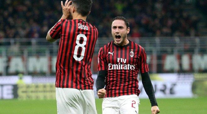 Милан готовится продать трио исполнителей из-за финансовых проблем