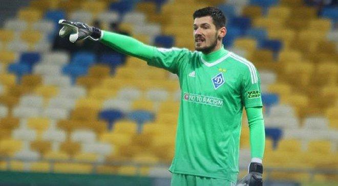 Бойко: У Динамо немає основного воротаря
