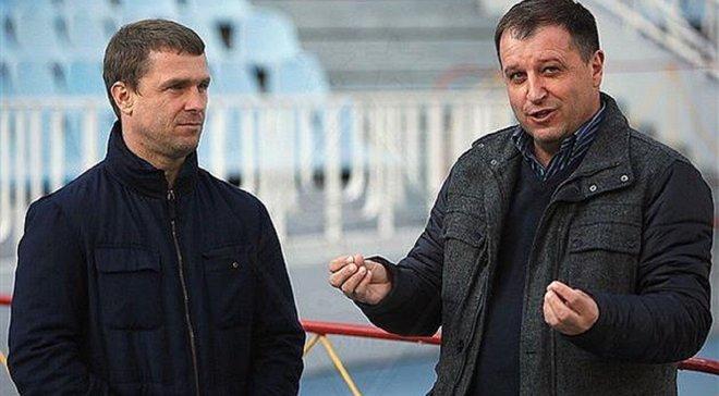 Вернидуб прошел стажировку в Ференцвароше Реброва