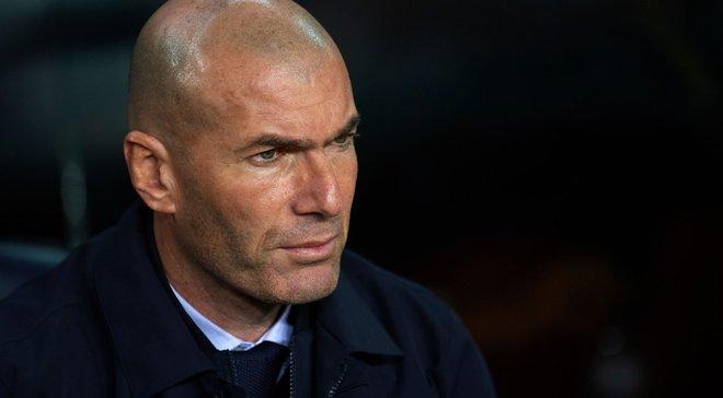 Зидан о нуле в Эль Класико: Реал заслужил большего