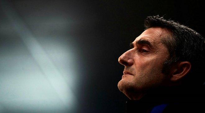 Вальверде: Не помню у Реала столь явных голевых моментов, как у Барселоны