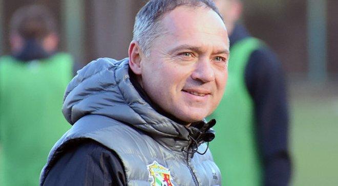 Косовський отримав звання заслуженого тренера України