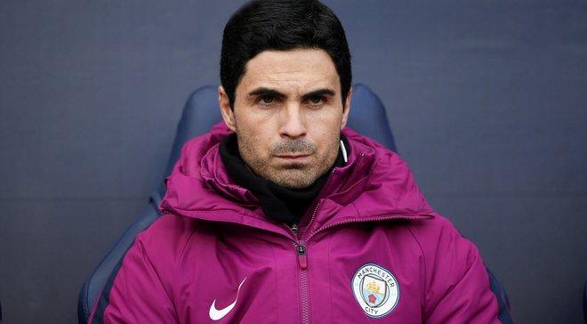 Манчестер Сіті гальмує перехід Артети в Арсенал – клуб Зінченка вимагає компенсацію за свого тренера