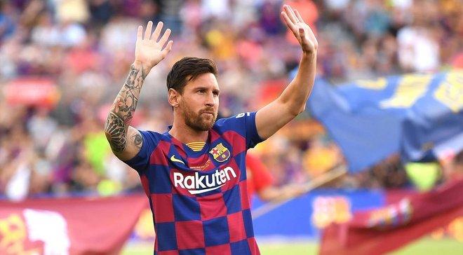 Барселона хочет продлить контракт с Месси минимум до 2023 года