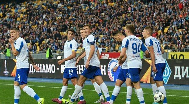 Динамо получило от УЕФА приличную сумму за сезон Лиги Европы 2018/19, Шахтер – менее 1 млн евро