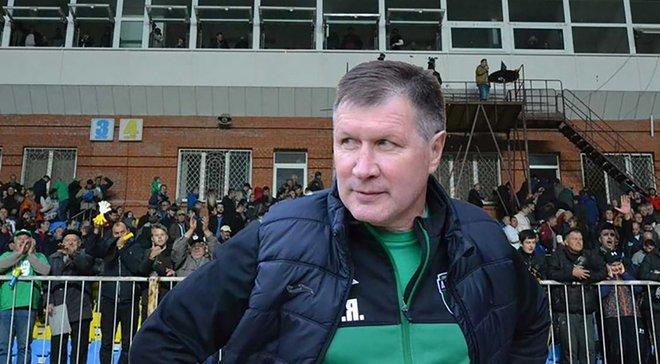 Тренер друголігового Альянса: Хотіли отримати Динамо у суперники в Кубку України