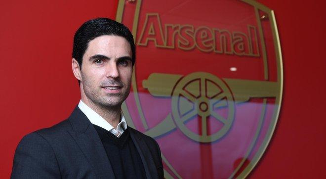 Артета прокоментував своє призначення тренером Арсенала – фахівець не обіцяє миттєвого покращення результатів