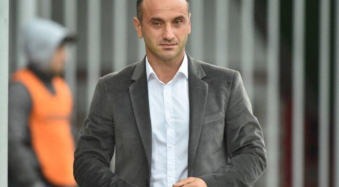 Главный тренер Львова озвучил амбициозные цели клуба