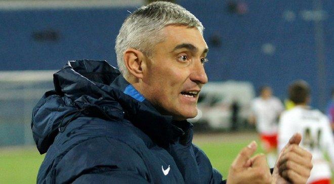 Экс-тренер сборной Украины вошел в штаб Хацкевича в России