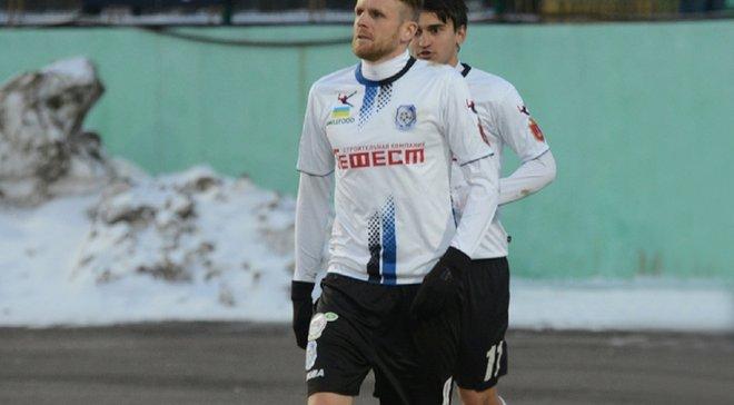 Аржанов покинув Чорноморець