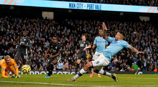 Манчестер Сіті – Лестер – 3:1 – відео голів та огляд матчу